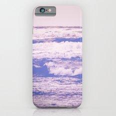 Ocean Waves - Vintage Blue Sea in California Slim Case iPhone 6s