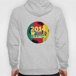 2014 World Champs Ball - Cameroon Hoody