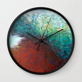 Awakening The Spirit 1 Wall Clock