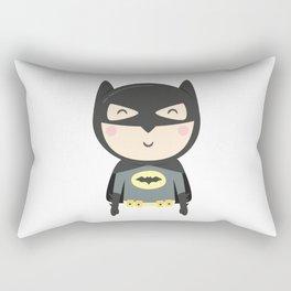 Bat-kid Rectangular Pillow