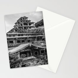Inner view of the Royal Hotel Stationery Cards