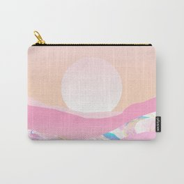 Sunrise Swirls Carry-All Pouch