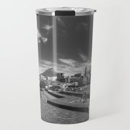 View of Cape Town from The Castle of Good Hope Travel Mug