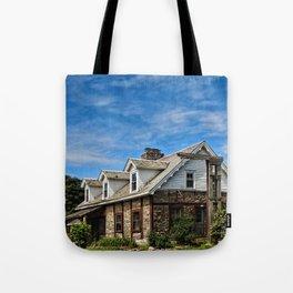 Fort Westbrook Tote Bag