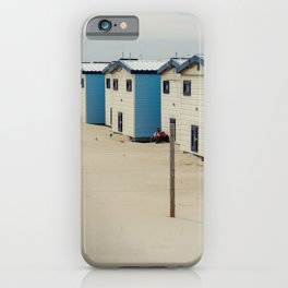 The Hague by the Sea iPhone Case