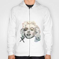Marilyn Blonde Bombshell Hoody