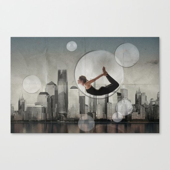 bow city Canvas Print