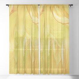 Utnapishtim Sheer Curtain