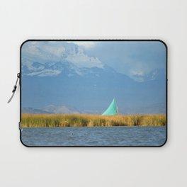 Titicaca sail 1 Laptop Sleeve