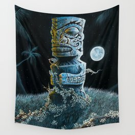 Marquesan Entwined Wall Tapestry