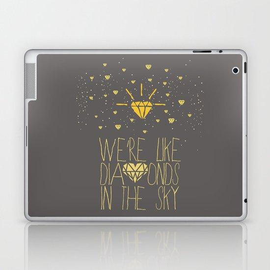 bright like a Diamond Laptop & iPad Skin