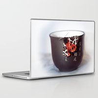 zen Laptop & iPad Skins featuring Zen by DS' photoart