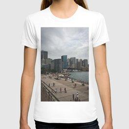 Circular Quay And City T-shirt