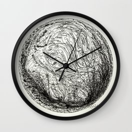 Accepting Charismatic Power Wall Clock