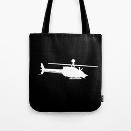 OH-58 Kiowa Tote Bag