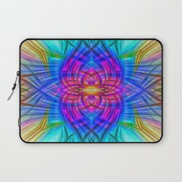 Happy Twirl Laptop Sleeve