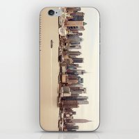 nyc iPhone & iPod Skins featuring NYC by Enkel Dika