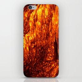 Lava iPhone Skin