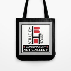 Bethlehem House Contemporary Art Gallery Tote Bag