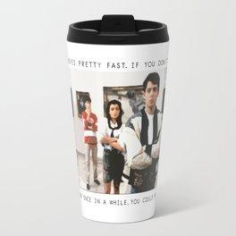 Ferris Bueller's Day Off Travel Mug