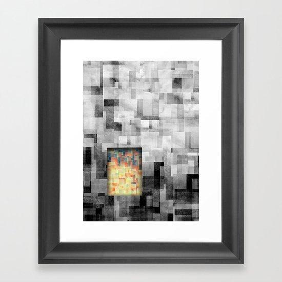 Viva El Arte! Framed Art Print
