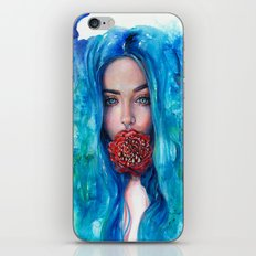 Rose Trap iPhone & iPod Skin