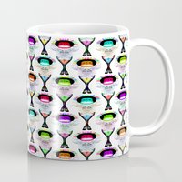 rap Mugs featuring Rap Music by Amy Staton