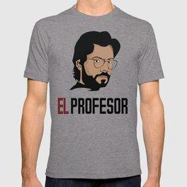 LA CASA DE PAPEL tee shirt El Profesor T-shirt