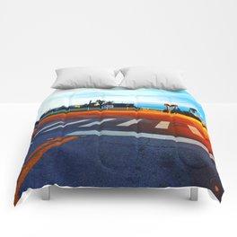 Beach Crossing Comforters