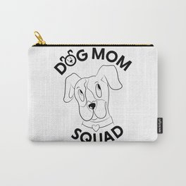 Staffy Squad Carry-All Pouch