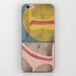 Gerald Laing's Girls 2 iPhone Skin