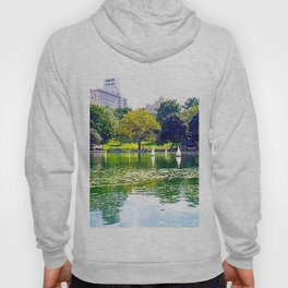 An Afternoon in Central Park Hoody