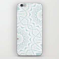 Planthouse Aztec Mint iPhone & iPod Skin