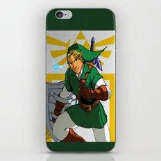 The Legend of Zelda: Link iPhone & iPod Skin