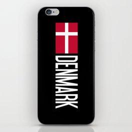 Denmark: Danish Flag & Denmark iPhone Skin
