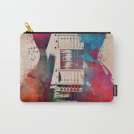 guitar art #guitar Carry-All Pouch