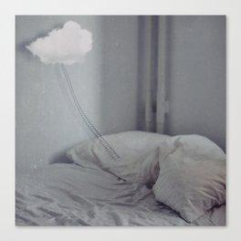 Where Alice Sleeps I Canvas Print