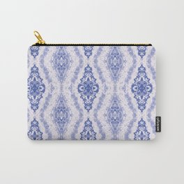 Ikat- ish Carry-All Pouch