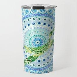 Bermuda Mandala Travel Mug
