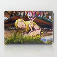 fairy iPad Cases featuring Fairy by Jose Luis Ocana