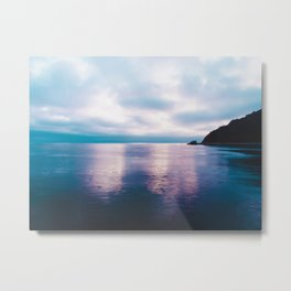 Sunset near Catalina Island Metal Print