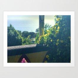 Funchal 2 Art Print