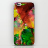 chaos iPhone & iPod Skins featuring Chaos by Ray Cowie