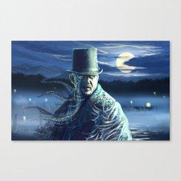 Voodoo tales Canvas Print
