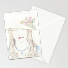noblewoman Stationery Cards