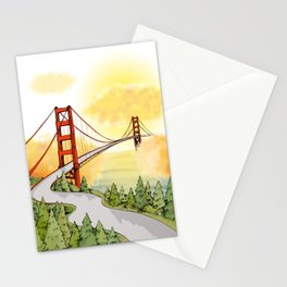 San Francisco Horizon Stationery Cards
