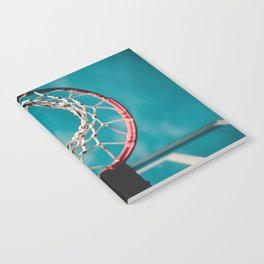 basketball hoop 6 Notebook