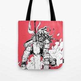 Great Sword Tote Bag