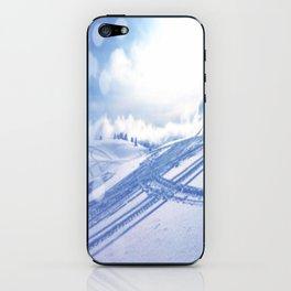 Fresh Tracks iPhone Skin