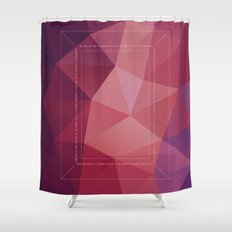 The Second Commandment Shower Curtain